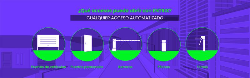 acceso automático para empresas