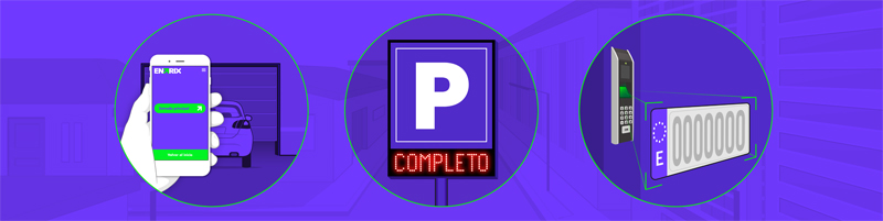 seguridad parking empresas